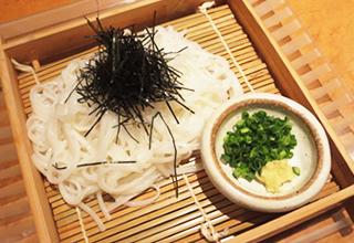 シメにおすすめ遠賀米麺