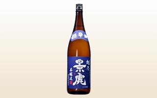 越乃景虎 超辛口本醸酒【新潟県】